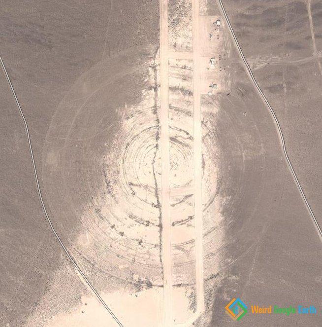 SAM Site, Nevada, USA