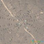 Strange Dotted Circles, China