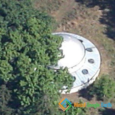 UFO in Moșnița Nouă, Romania