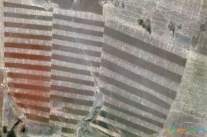 Mysterious Stripes, Buryatia, Russia