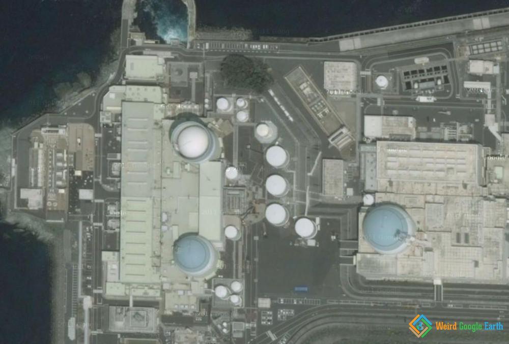 Ikata Nuclear Power Plant, Ehime Prefecture, Nishiuwa District, Japan