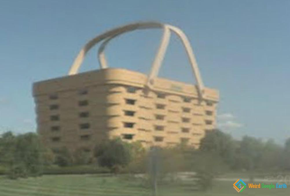 Longaberger Basket Building, Newark, Ohio, USA