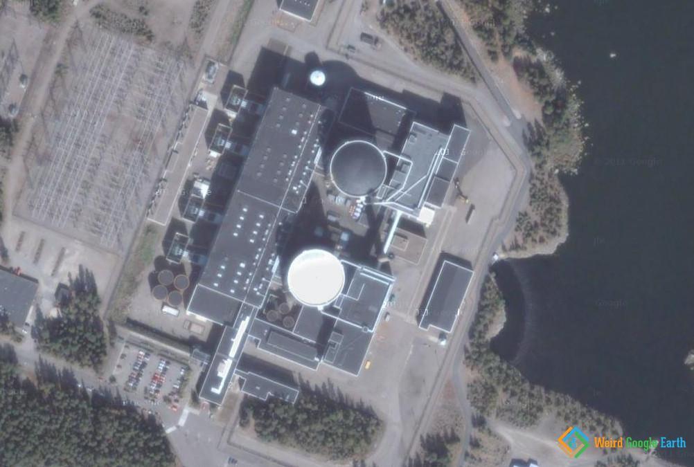 Loviisa Nuclear Power Plant, Lovisa, Finland