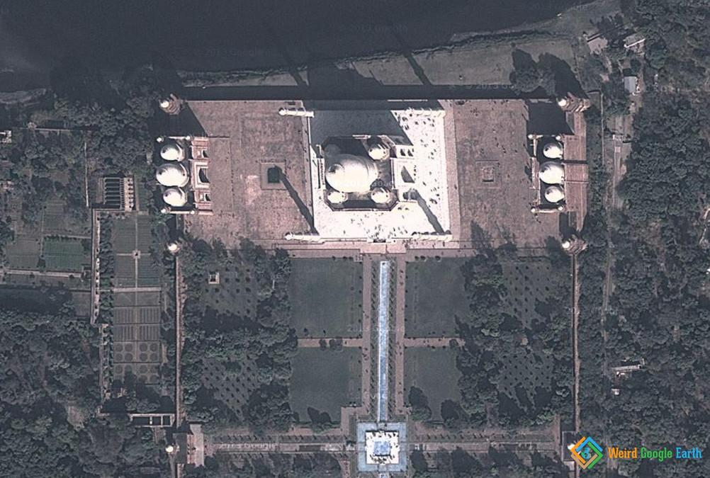 Taj Mahal, Dharmapuri, Tajganj, Agra, Uttar Pradesh, India