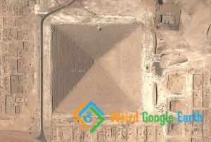Great Pyramid of Giza, Nazlet El-Semman, Al Haram, Giza, Egypt