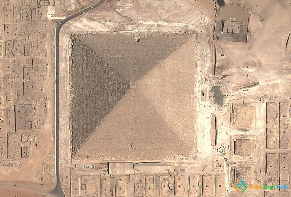 Great Pyramid of Giza, Nazlet El-Semman, Al Haram, Giza, Egypt