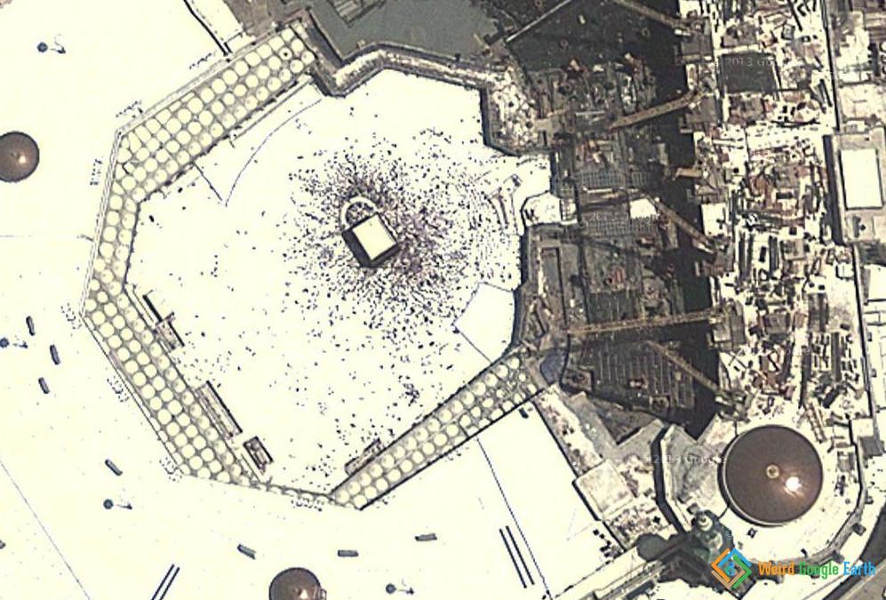 Masjid al-Haram, Mecca, Saudi Arabia