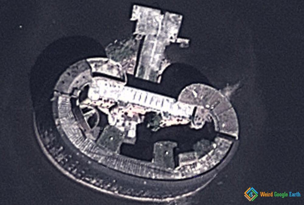 Fort Alexander, Saint Petersburg, Russia