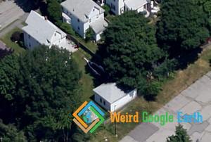 Djohar Tsarnaev's Hiding Place, Watertown, Massachusetts, USA