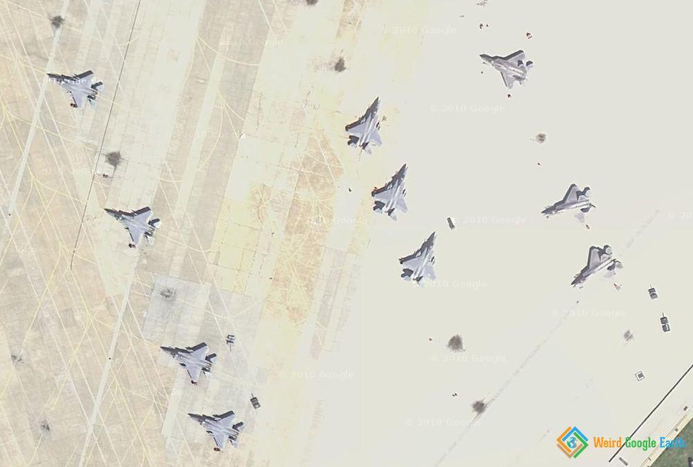 F-22 Raptor, Langley AFB, Hampton, Virginia, USA