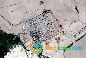 Chemical Weapons Warehouse, Syria