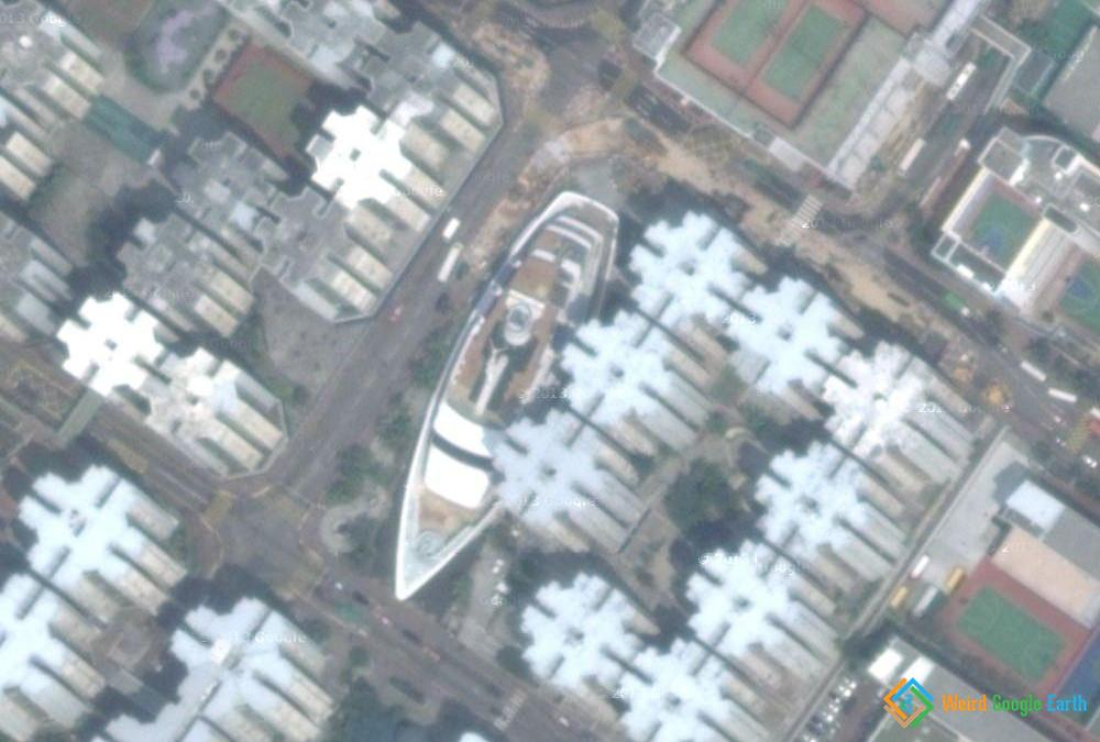 Ship-Shaped Mall, Hung Hom, Hong Kong
