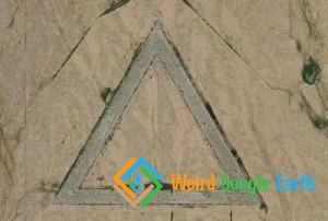 Mysterious Arizona Triangle , Wittmann, Arizona, USA