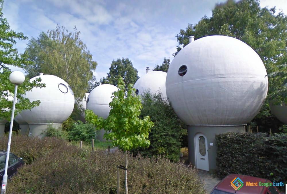 Ball Houses, NK 's-Hertogenbosch, The Netherlands