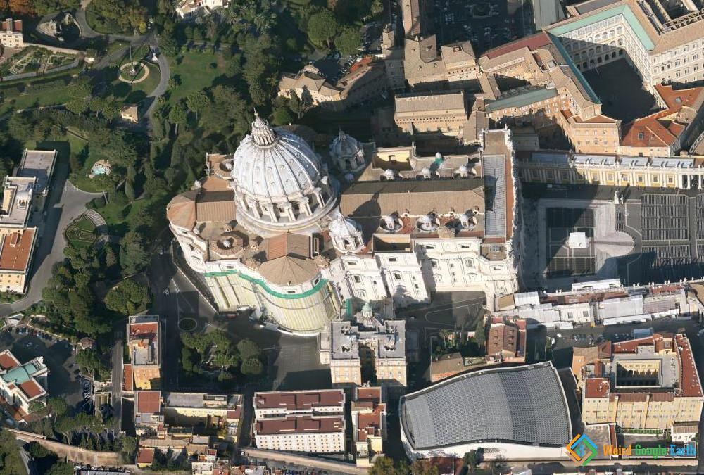 Basilica San Pietro, Rome, Italy