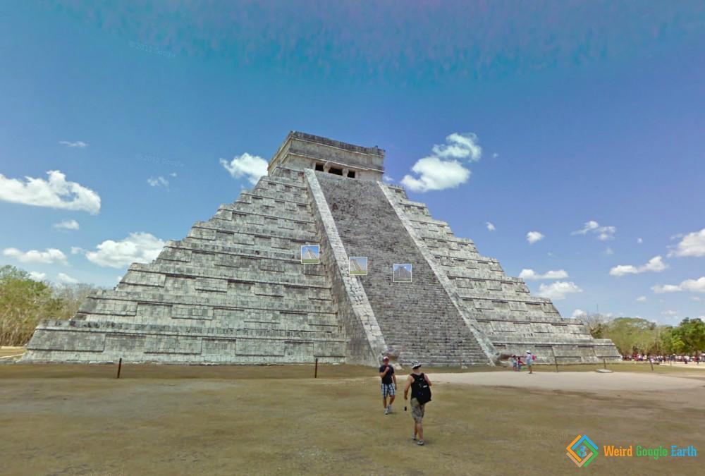 Chichen Itza, Valladolid - Meridam Yucatan, Mexico