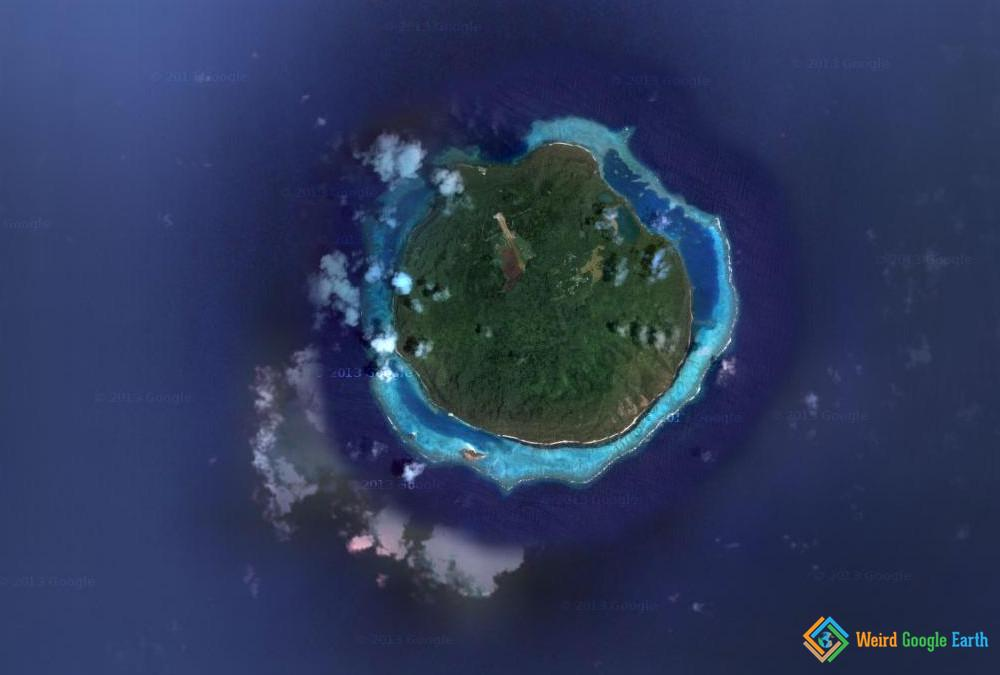 Mel Gibson's Island, Mago Island, Fiji