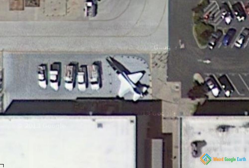 Northrop YF-23, El Segundo, California, USA