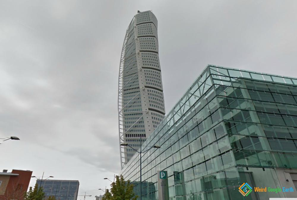 Twisted Tower, Malmö, Malmö, Sweden
