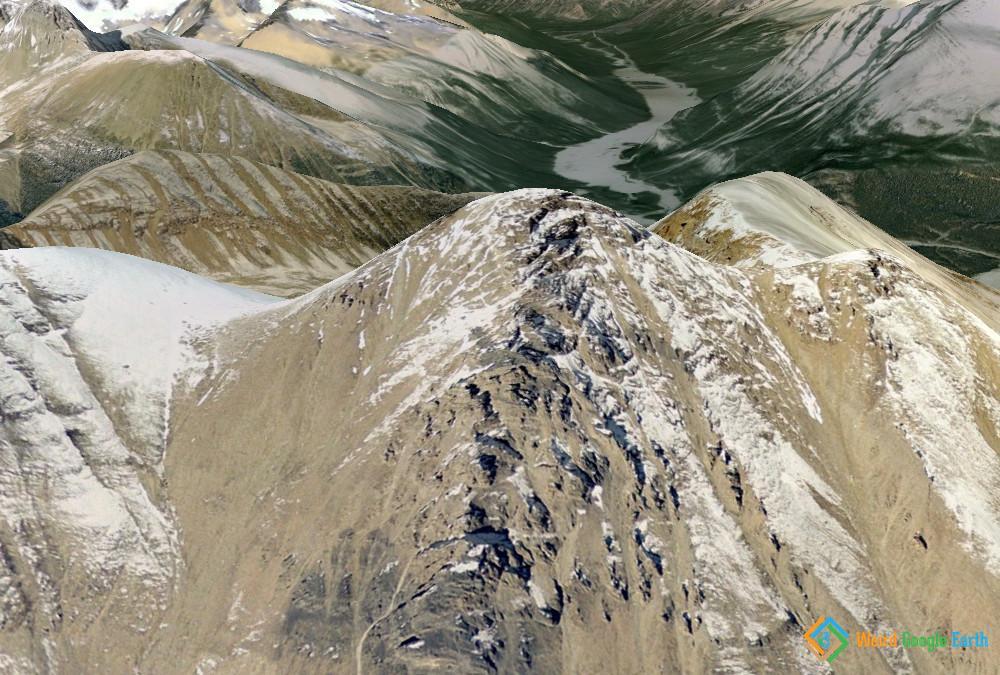 Mount K2, Alberta, Canada
