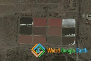 Paita Oxidation Ponds, Paita, Peru