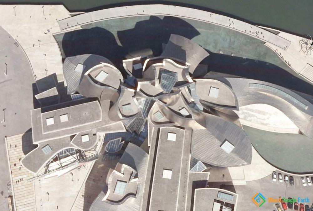 Guggenheim Museum in Bilbao, Bilbao, Spain