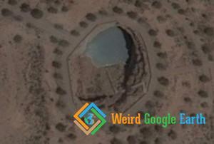 Bimmah Sinkhole, Muscat Governorate, Oman