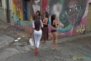 Street Girls in Bogota (April 2015), Bogotá, Colombia