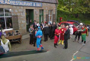 Superheroes Hangout, Shetland, Shetland Islands, United Kingdom
