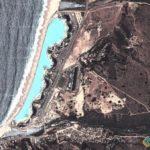Long Pool by the Ocean, Algarrobo, Valparaíso, Chile