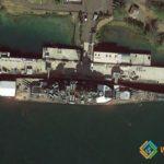 USS Missouri Battleship, Pearl Harbor, Hawaii, USA