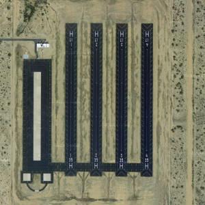 Secret Base, Eloy, Arizona, USA