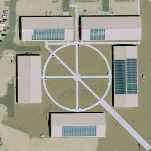 Military Base, Buckeye, Arizona, USA