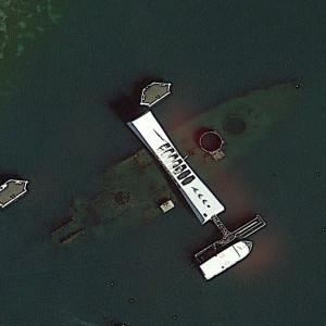 USS Arizona Memorial, Honolulu, Hawaii, USA