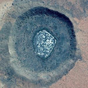 Wolfe Creek Crater, Halls Creek Western Australia, Australia