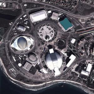 Olympic Park in Adler, Adler, Krasnodar Krai, Russia