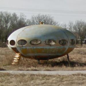 Flying Saucer, Royse City, Texas, USA