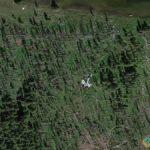 Douglas B-23 Dragon Bomber Wreckage, Loon Lake, Idaho, USA