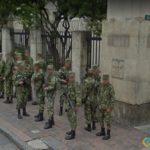 Secret Military Base, Bogota, Colombia