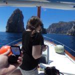 Right Timing, Capri, Italy