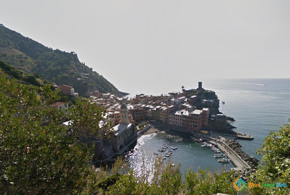 Cinque Terre, La Spezia, Italy