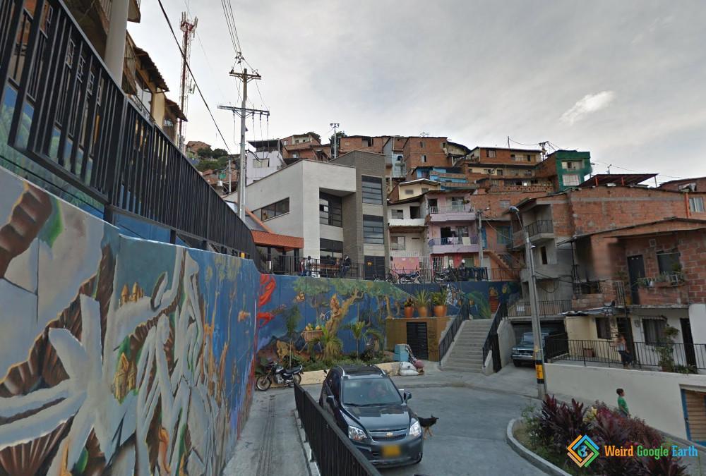 Comuna 13, Medellin, Colombia