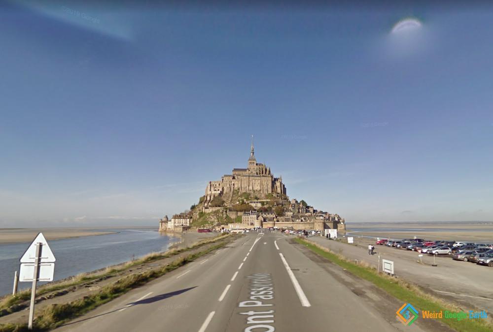 Mont Saint-Michel, Mont Saint-Michel, France