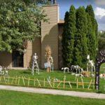 Bone Yard, South Elgin, Illinois, USA