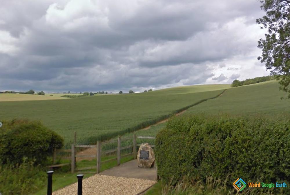 Radar Memorial, Northamptonshire, England