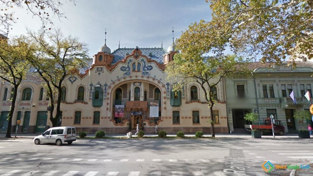 Raichle's Palace, Subotica, Serbia