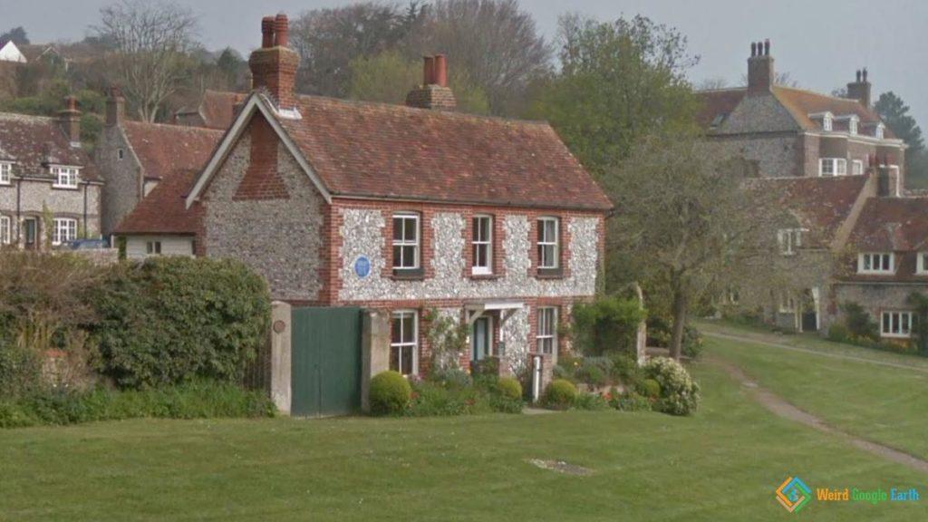 Sherlock Holmes' Home, East Dean, England