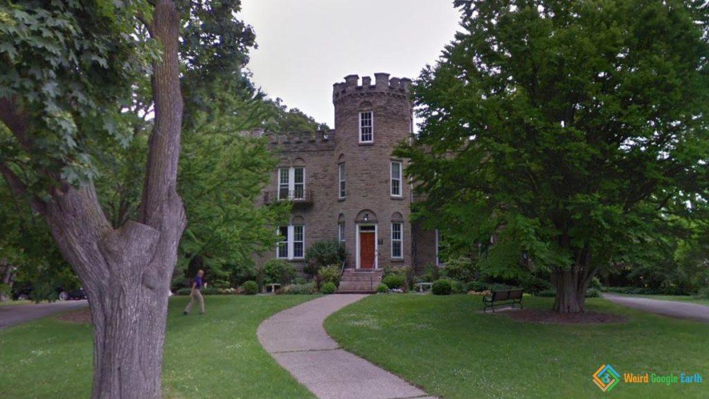 Warner Castle, Rochester, New York, USA