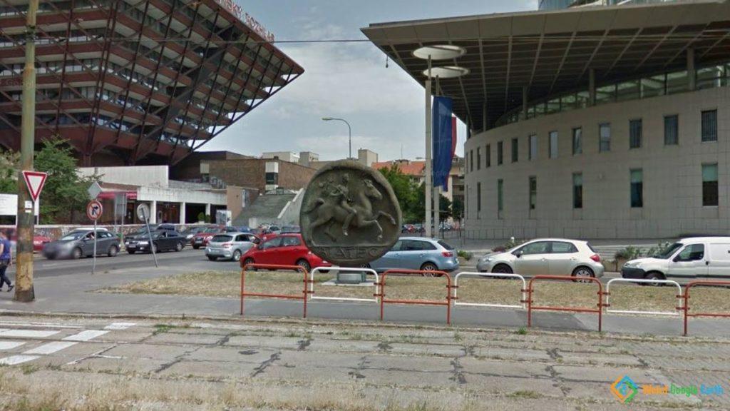 Biatec Monument , Bratislava, Slovakia