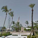 Hurricane Monument, Islamorada, Florida, USA